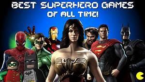 Best, Superhero, Games, Of, All, Time-top, Superhero, Games