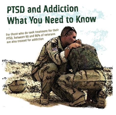 double whammy substance abuse  ptsd ptsd update
