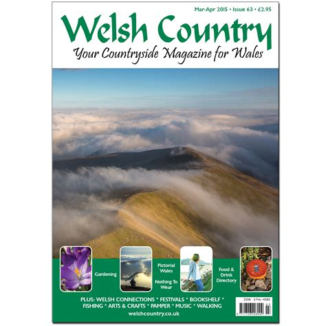 country magazine welsh country magazine march april 2015 welsh country