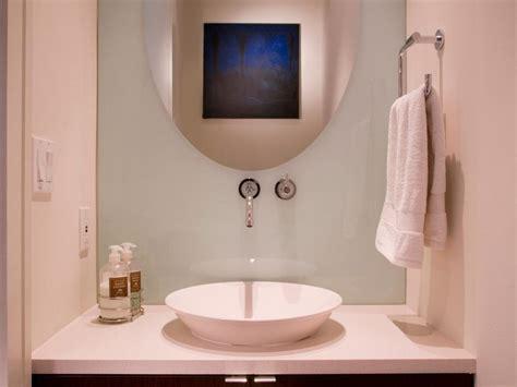 Contemporary Bathroom Backsplash Ideas by Bathroom Backsplash Hgtv