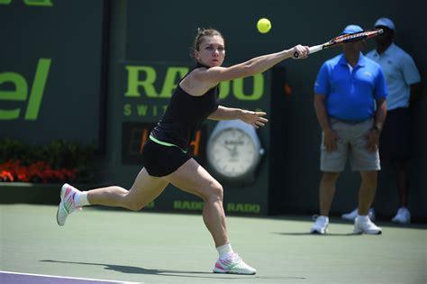 Serena Williams Outlasts Simona Halep to Advance to Miami Open FinalSerena Williams Outlasts Simona Halep to Advance to Miami Open Final
