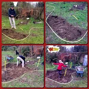 Créer Son Jardin : faire un bassin artificiel dans son jardin aquaponie ~ Mglfilm.com Idées de Décoration
