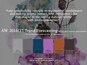 AW2016/2017 trend forecasting on Behance