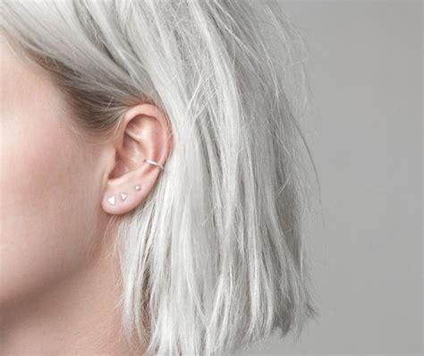 piercing oreille femme les 25 meilleures id 233 es de la cat 233 gorie piercing oreille femme sur piercing boucle d