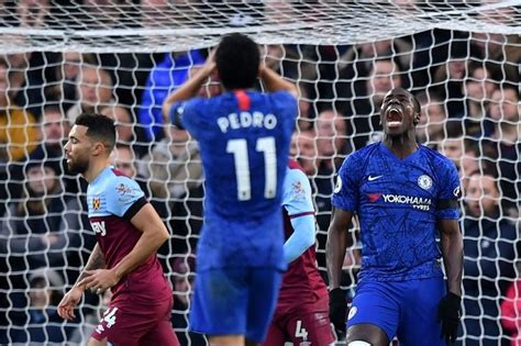 Chelsea vs West Ham rated as the worst Chelsea performance ...