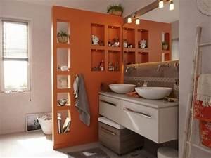 comment monter une cloison multifonction dans la salle de With cloison pour salle de bain