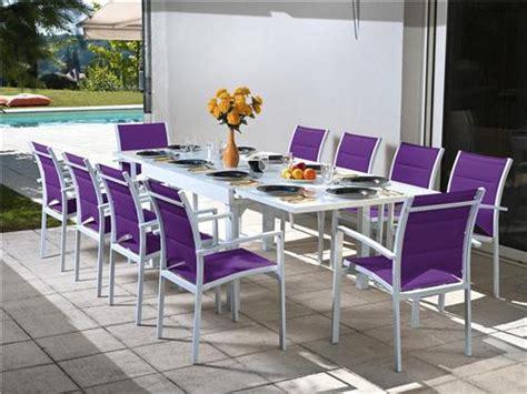 table et chaises de jardin pas cher table de terrasse pas cher bricolage maison et décoration