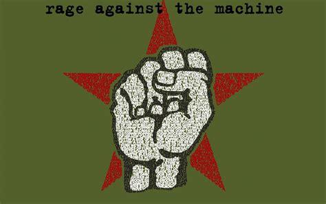 Rage Against the Machine Fist