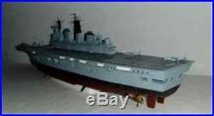 HMS Invincible Aircraft Carrier GRP model r/c capable ...