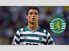 Cristiano Ronaldo All 5 Goals for Sporting Lisbon 2002