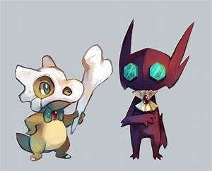 Cubone, Fanart - Zerochan Anime Image Board  Pokemon