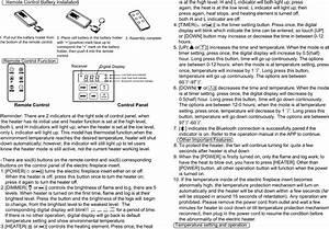 Great World Gw6088 Electric Heater User Manual