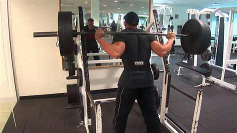 plate squat  lbs jason johnson youtube