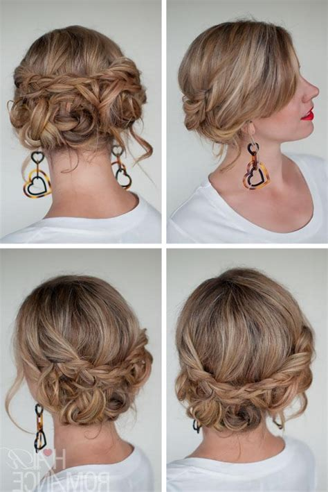 Easy Do It Yourself Updo Hairstyles by 15 Best Collection Of Hairstyles Do It Yourself