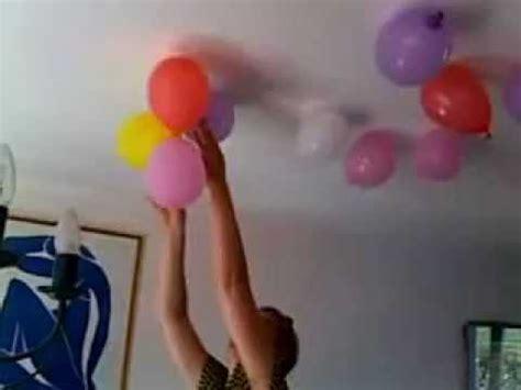 decoration anniversaire 1 an d 233 coration anniversaire avec des ballons