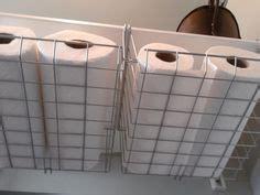 organizing paper towel storage ideas images