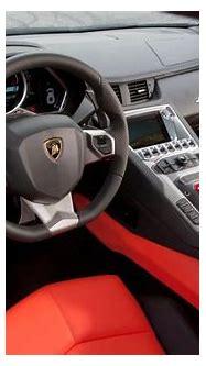 Lamborghini Aventador Interior. | Lamborghini aventador ...