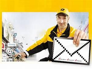 Deutsche Post Lieferzeiten Brief : e postbrief deutsche post startet rechtssichere e mail computer bild ~ Watch28wear.com Haus und Dekorationen