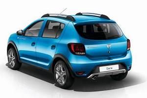 Dacia Sandero Stepway Occasion Le Bon Coin :  ~ Gottalentnigeria.com Avis de Voitures