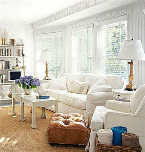 cottage livingroom coastal home 10 ways to to create a coastal cottage