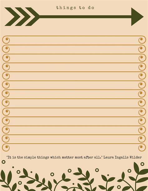 To Do List Template 40 Printable To Do List Templates Baby