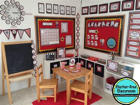 hollywood themed classroom ideas printable classroom