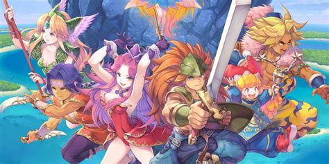 Trials of Mana: Everything You Need to Know | CBR