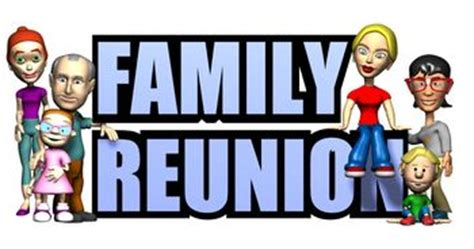 family reunion clipart clipart
