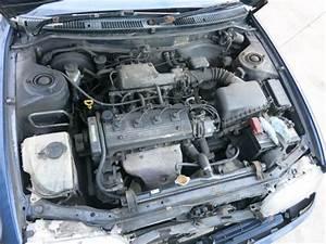 4a Fe Toyota Engine
