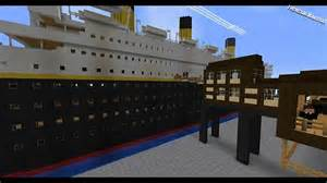minecraft the story of the titanic youtube