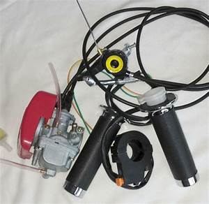80cc Motorized Bike Gas Engine Bicycle Parts