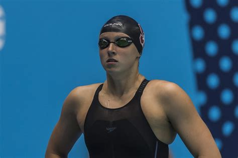 Not when katie ledecky is racing the clock. Katie Ledecky Posts 2nd-Fastest 400 Free in History, U.S ...