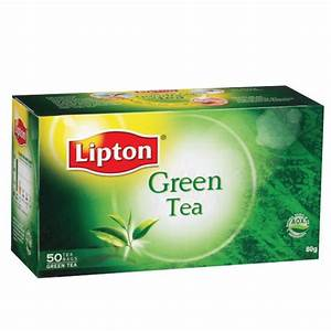 Lipton Green Tea Bags | COS - Complete Office Supplies