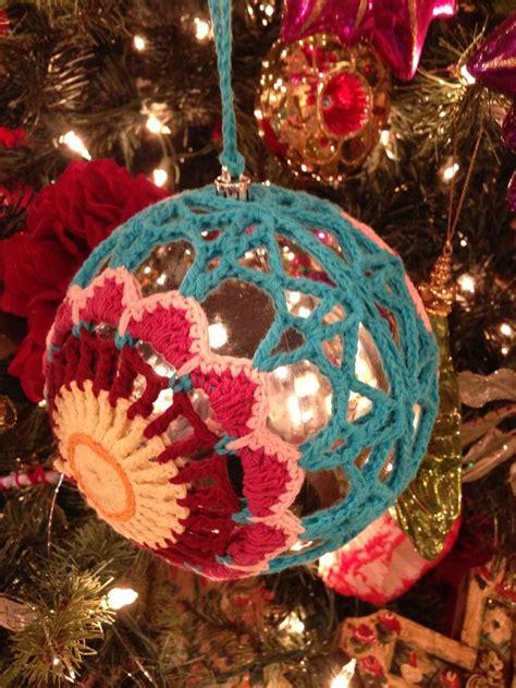ornaments   bohemian styled christmas