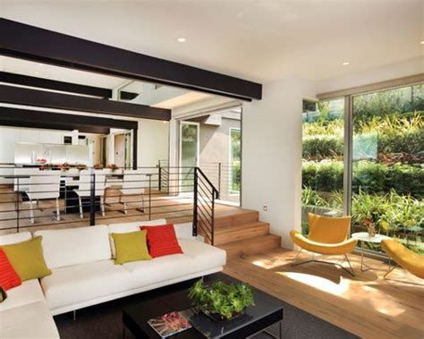 Step Down Living Room : Sunken Living Room Ideas, Pictures, Remodel And Decor