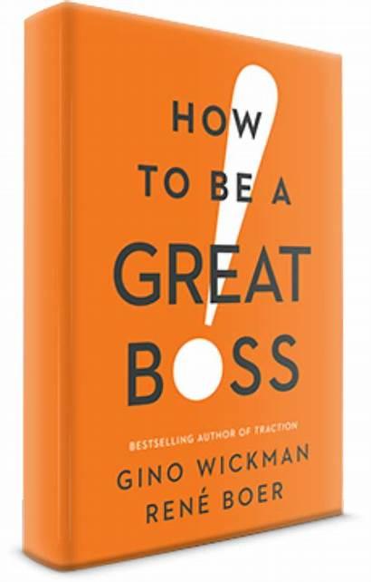 Boss Gino Wickman