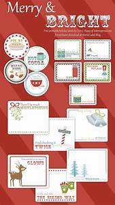 download holiday mailing label templates ggetold With holiday mailing labels