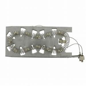 Dryer Heating Element For Whirlpool Kenmore 3387747