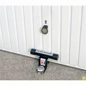 Cadenas anti effraction pour portes basculantes de garage for Porte de garage enroulable avec serrure de sécurité
