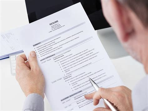 Resume Review by Resume Review Services Start From 9