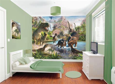 dinosaur mural wall murals