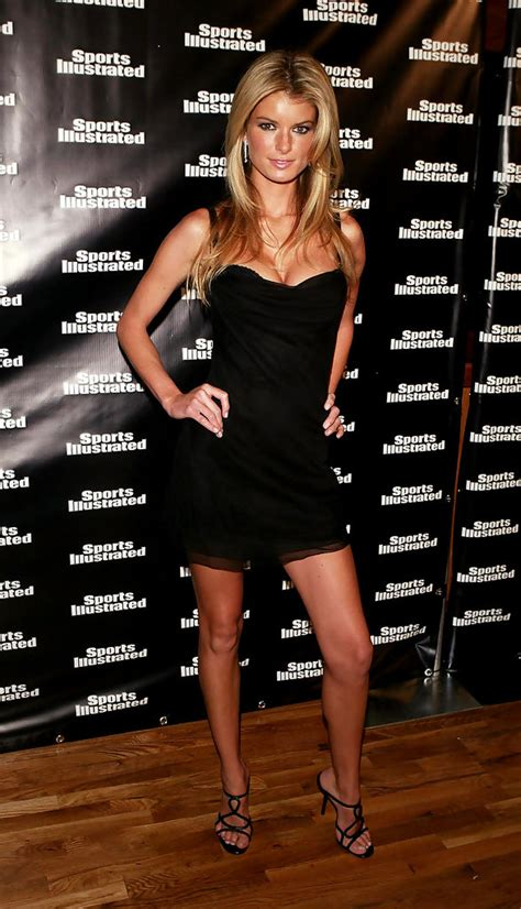 marisa miller  black dress marisa miller