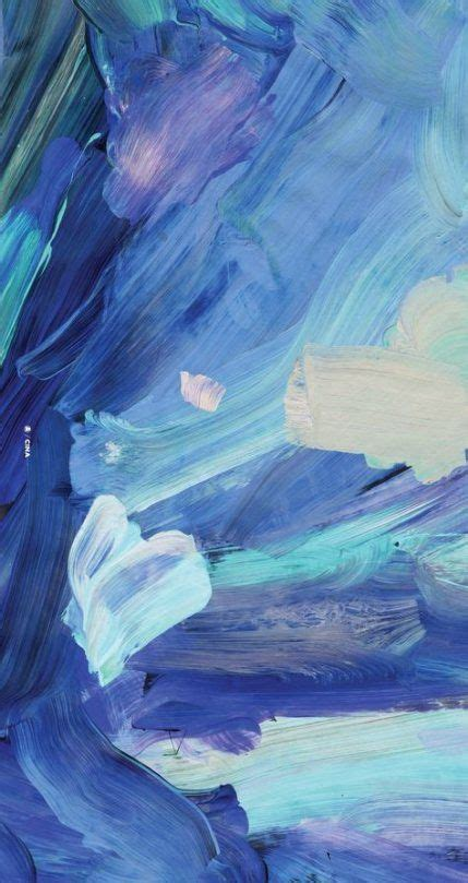 ideas painting abstract blue texture   painting