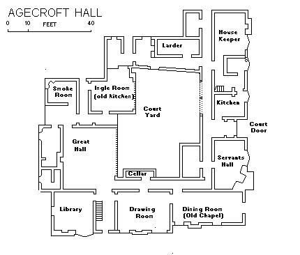 agecroft hall floor plans house floor plans large homes