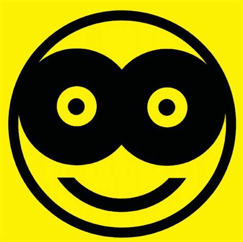 big black gif smiley