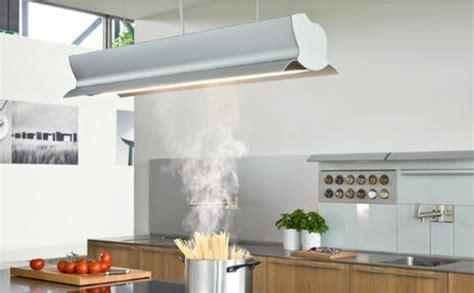 hottes de cuisine design 22 idées de hotte aspirante design très contemporain