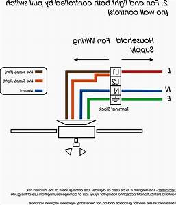 Simple Fluorescent Lighting Fixture Wiring Diagram