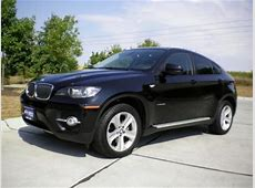 Export Used BMW X6's