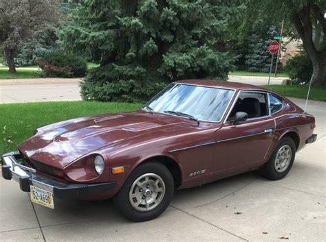 1977 Datsun 280z V6 Manual For Sale In Omaha, Nebraska