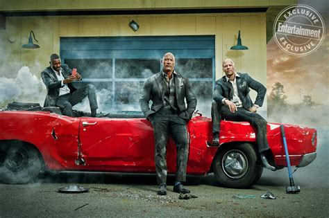 Get behind the wheel with EW's exclusive 'Hobbs & Shaw ...
